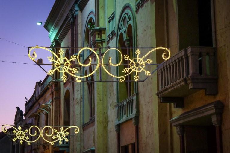 Cartagena snowflakes