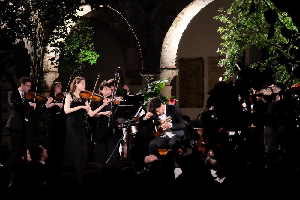 Cerro de la Popa concert Mahler Chamber Orchestra, Avi Avital