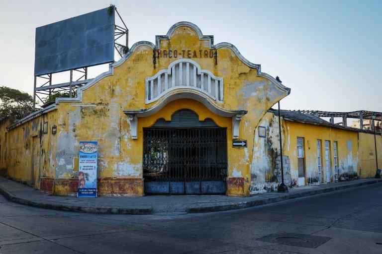 Circo Teatro Cartagena de Indias, Colombia