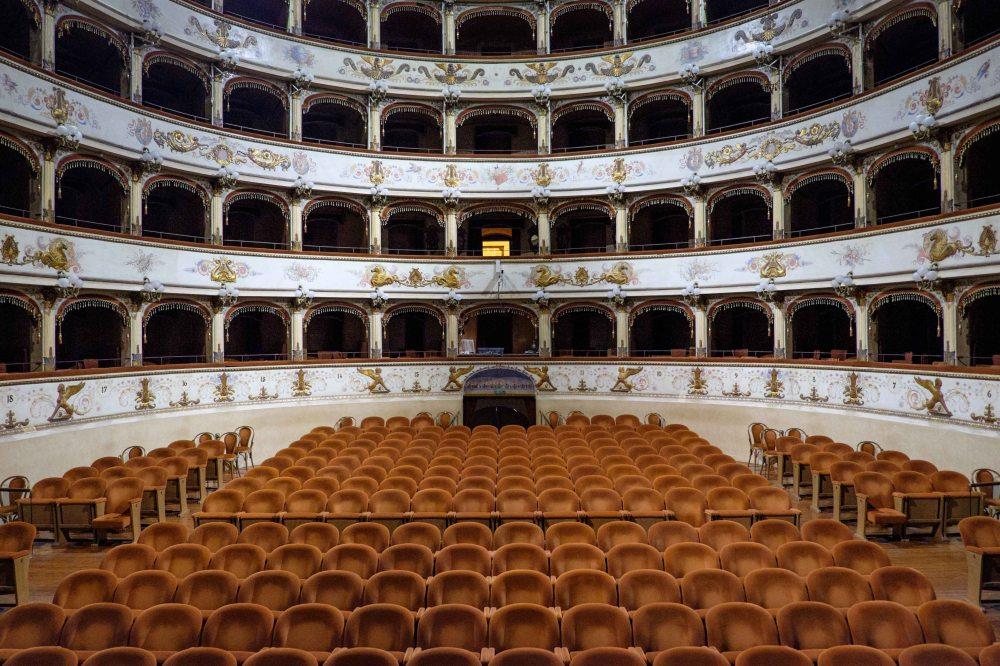 Teatro Claudio Abbado, Ferrara