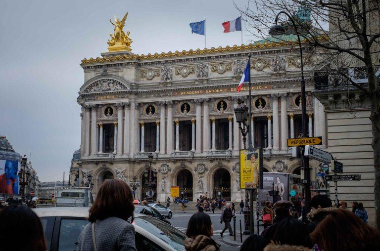 Opera de Paris Palais Granier