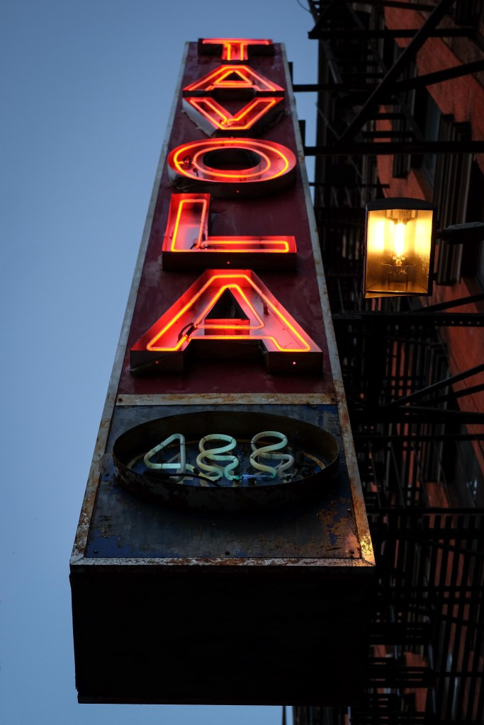 Tavola 488, New York