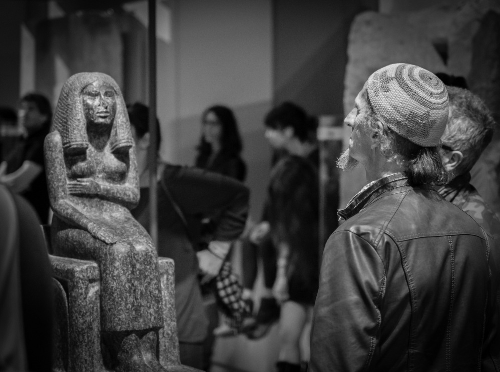Contemplation, Torino Jazz Festival 2015 Egyptology Museum