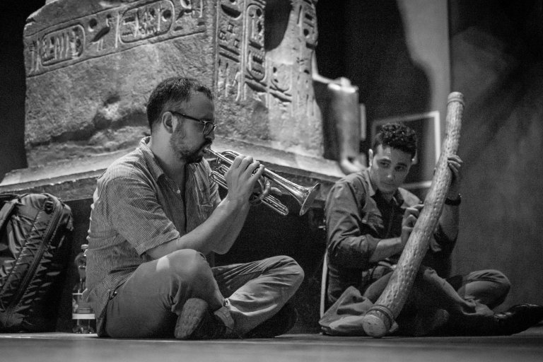 Kings Gallery, Torino Jazz Festival 2015 Egyptology Museum