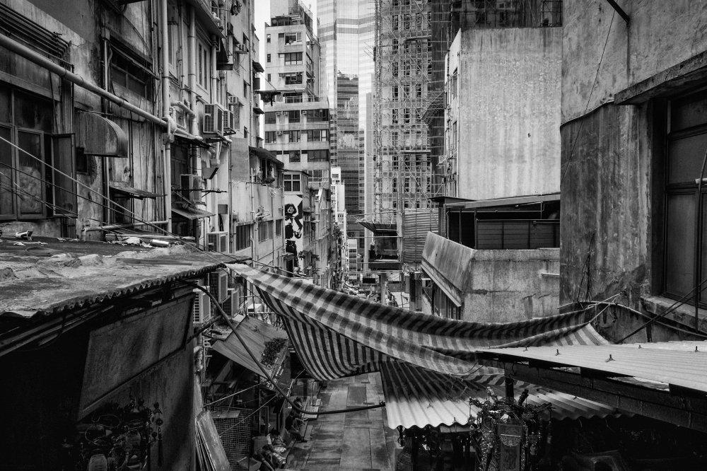 Hong Kong street I
