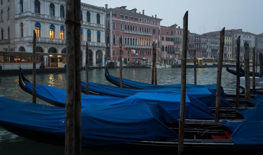 Under protection, Venezia