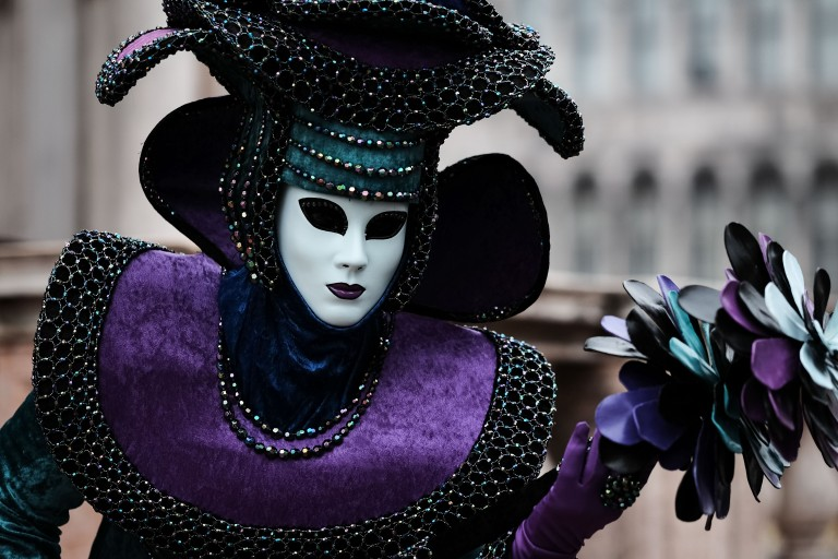 First Lady, Venezia Carnival