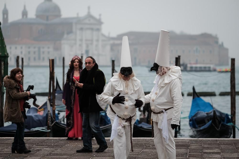 Pulcinella, Venezia Carnival