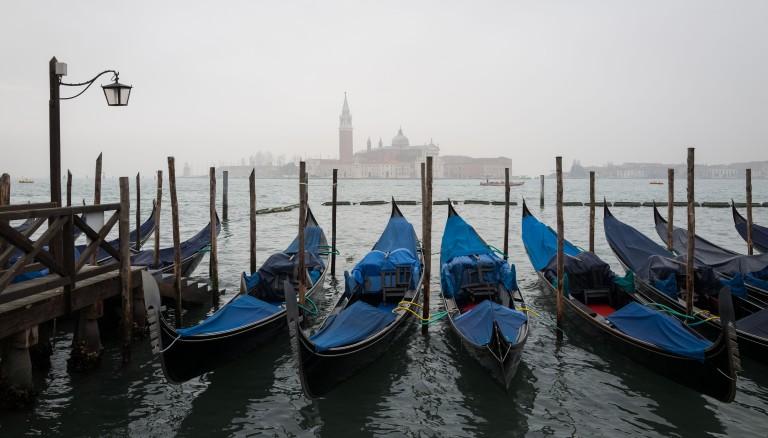 Ever Swinging, Venezia