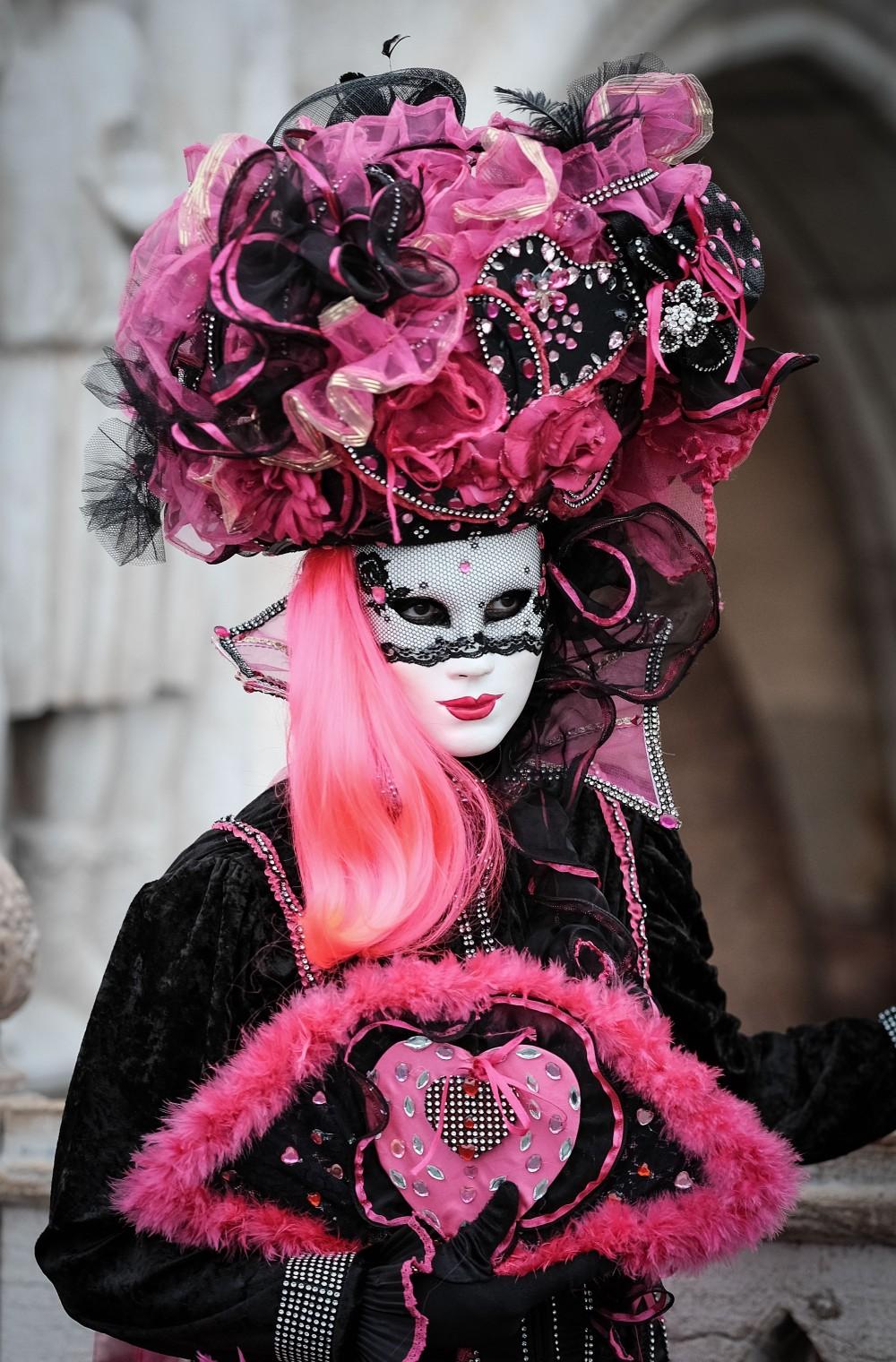 Pink chill, Venezia Carnival