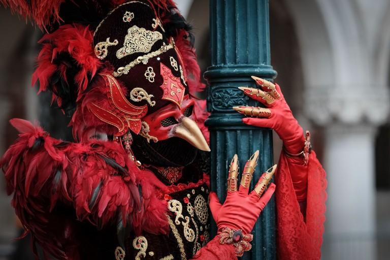 Le rouge et noir, Venezia Carnival