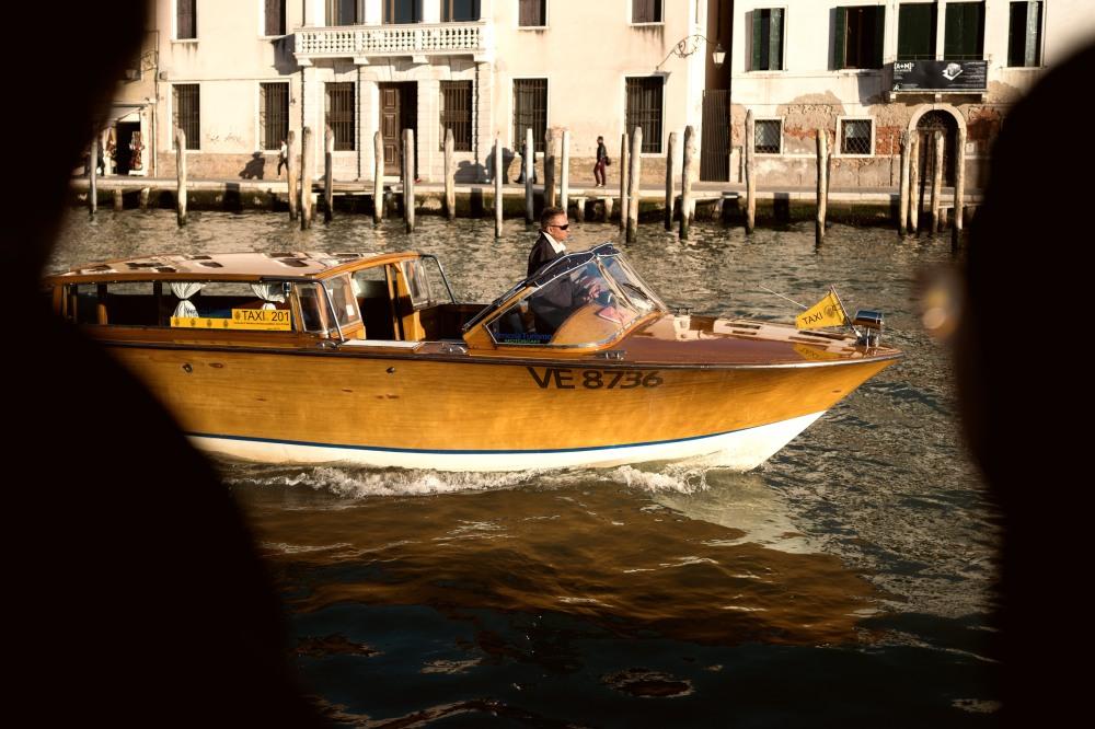 Taxi boat, Venezia