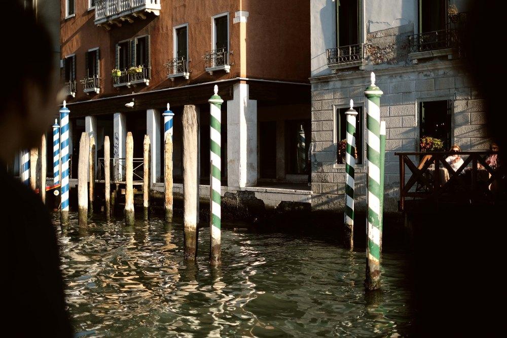 Mooring Poles, Venezia