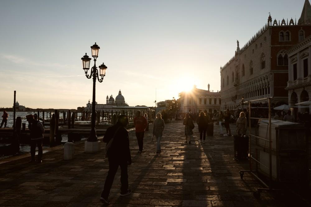 Riva degli Schiavoni, Venezia