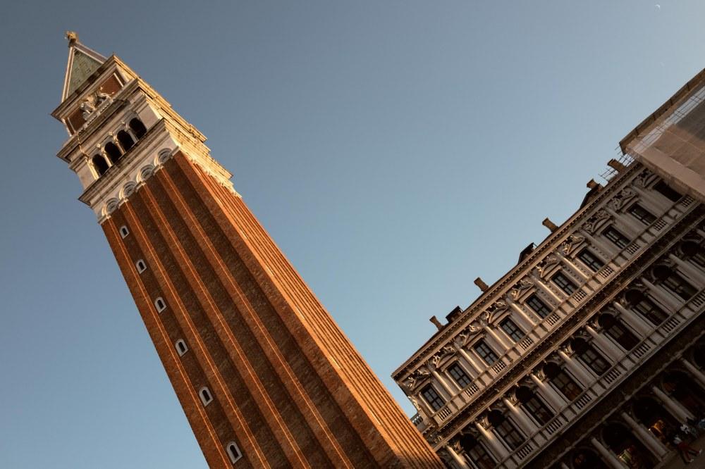 Campanile, piazza San Marco, Venezia