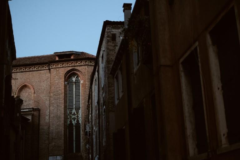 Blue hour I, Venezia