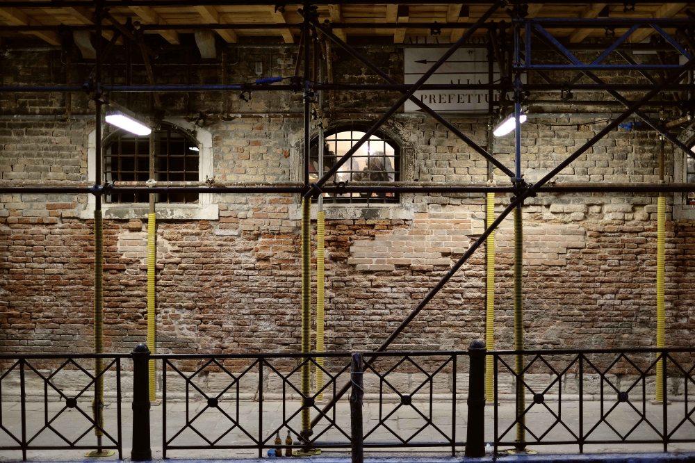 Scaffolding in Venezia