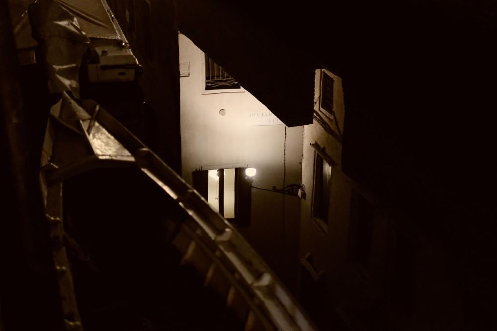 Miroir de nuit, Venezia
