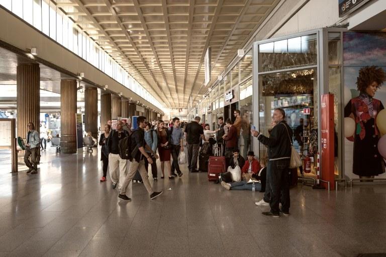 Santa Lucia station Venezia