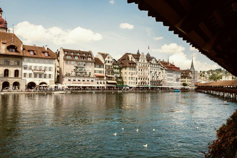 Kapellbrücke, Lucerne