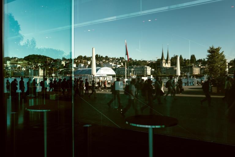 Off the boat, Europaplatz, KKL Lucerne Festival 2016