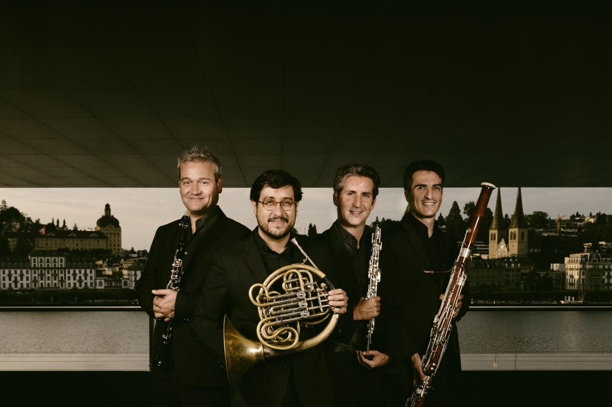 Artists portrait,  ]W[ Ensemble from the Lucerne Festival Orchestra