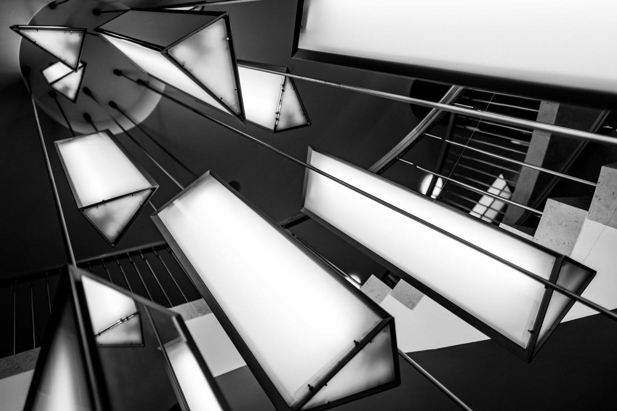 Queen Petronila's staircase