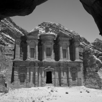 Petra and the Dead sea