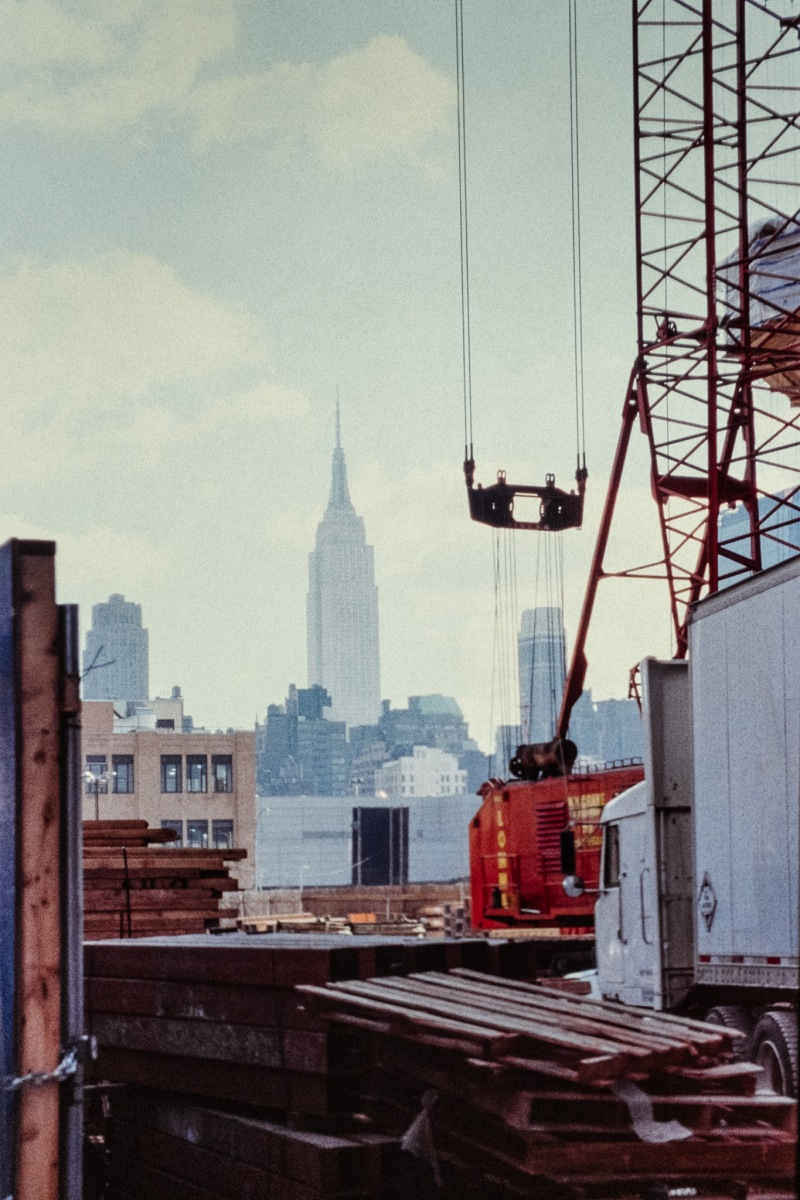 New York 1999-2019